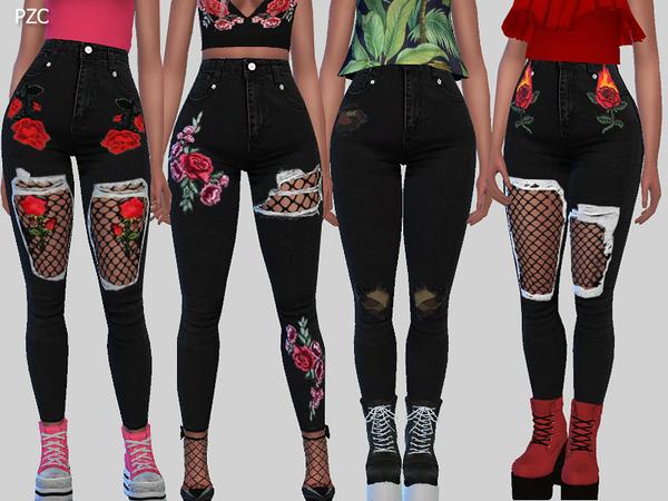 Nasty Girl Black Denim Jeans