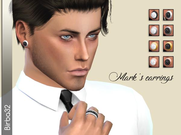 Mark's Earrings