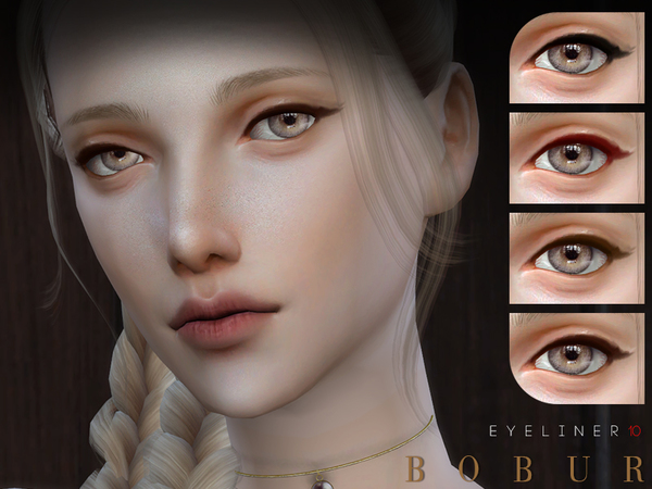 Bobur Eyeliner 10