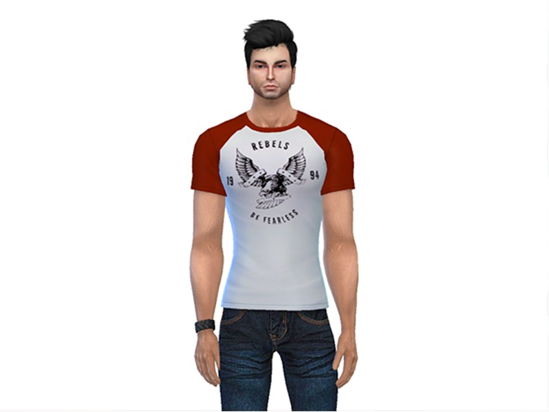 Nsilviasims' Need For Speed Payback Tyler Shirt