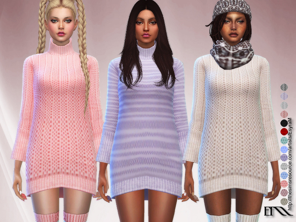 Trendy Long Pullover