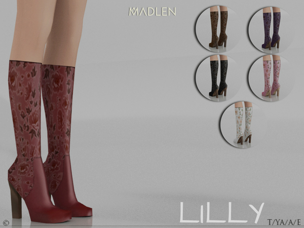 Madlen Lilly Boots
