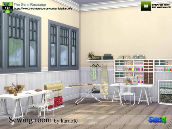 kardofe Sewing room