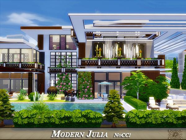 Modern Julia   No CC!