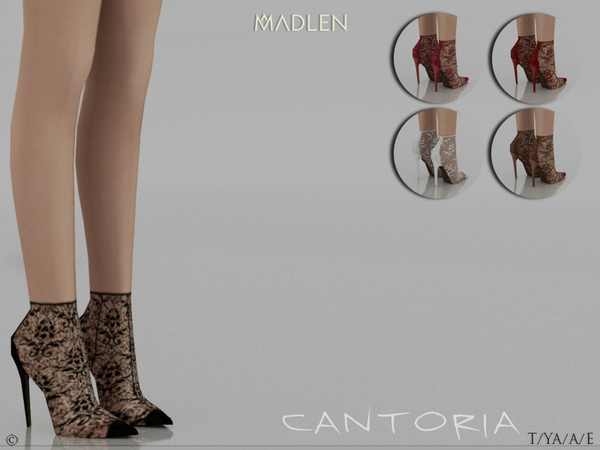 Madlen Cantoria Shoes