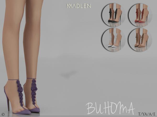 Madlen Buhoma Shoes
