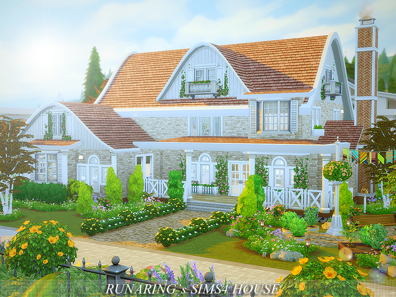 Runaring's Warm Family Home *No cc*