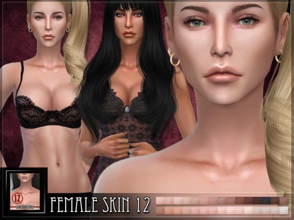 Female skin 12