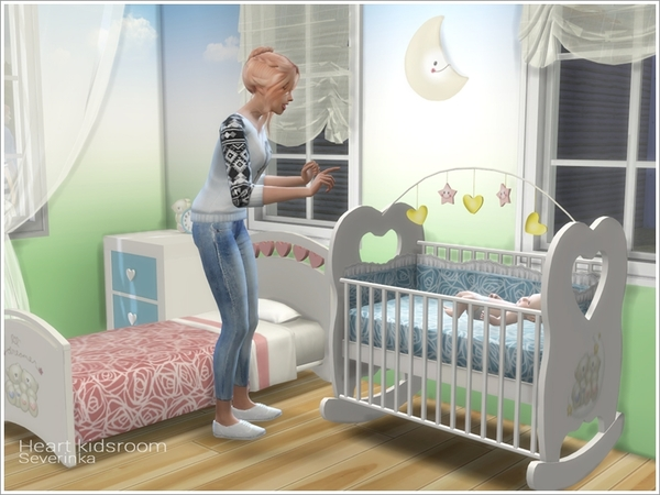 Severinka S Heart Kidsroom Needs Mod For Crib To Work
