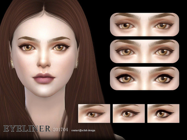 S Club LL ts4 eyeliner 201704
