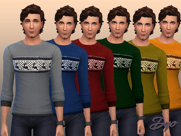 winter sweater 1