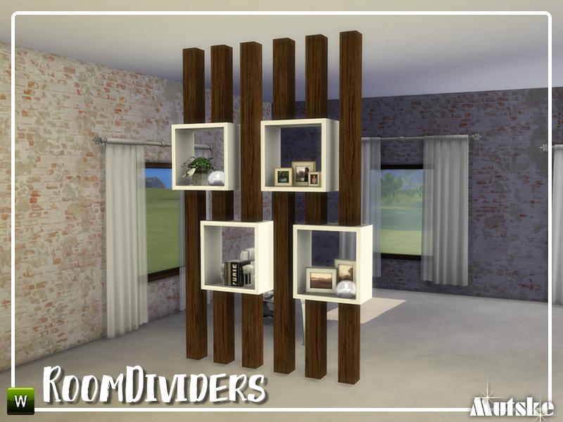 mutskes Roomdividers