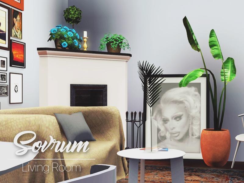 pyszny16's Sovrum Living Room