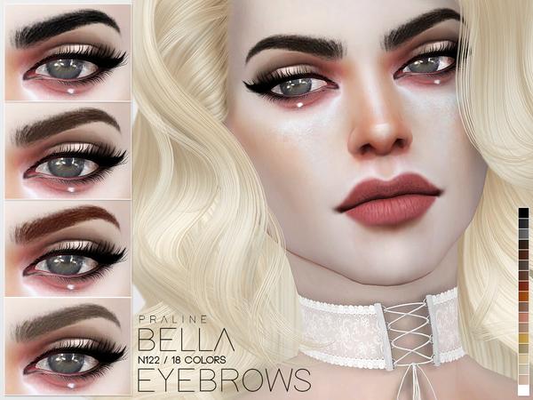 Bella Eyebrows N122