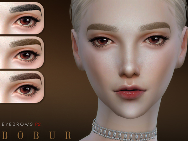 Bobur Eyebrows F12