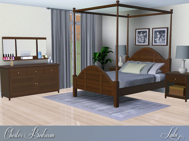 Lulu265 S Chester Bedroom