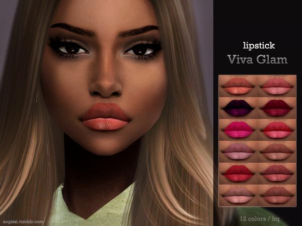 lipstick   Viva Glam