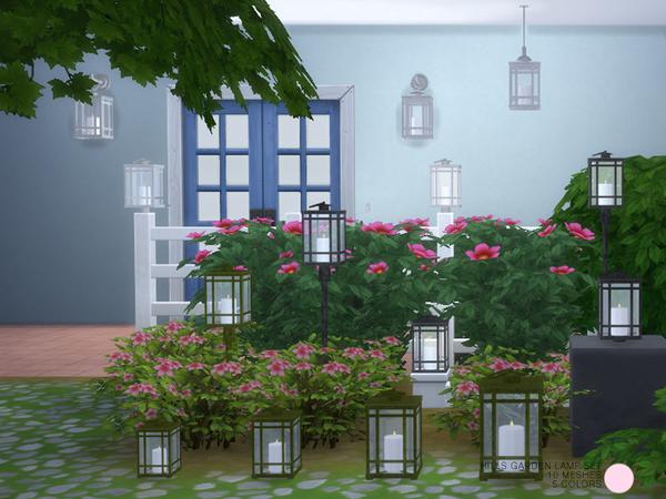 Hills Lamp Set