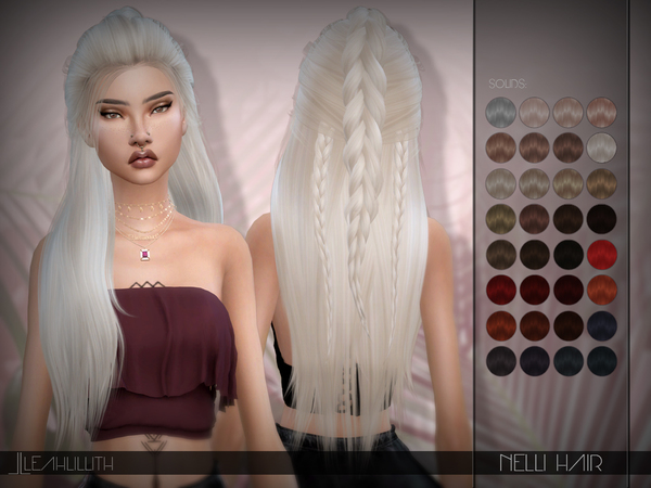 LeahLillith Nelli Hair