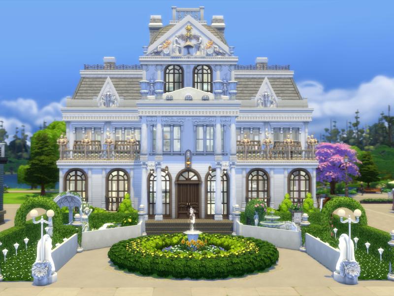 Barok En Modern : Norenegoncs when baroque met modern nocc mansion