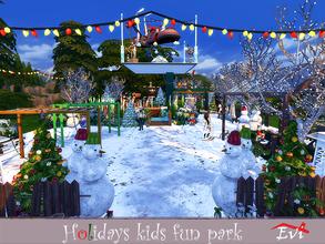 Christmas / Sims 4 Community Lots