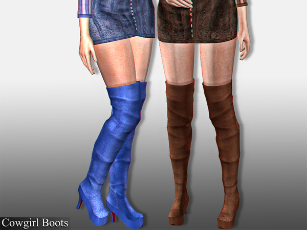 Genius Cowgirl Boots