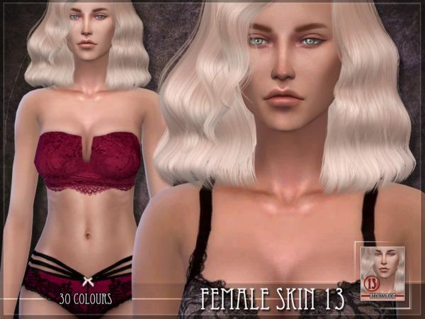 Female Skin 13