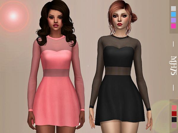 S4 Esmerelda Dress