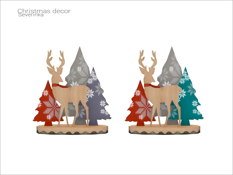 Severinka_'s [Christmas Decor]