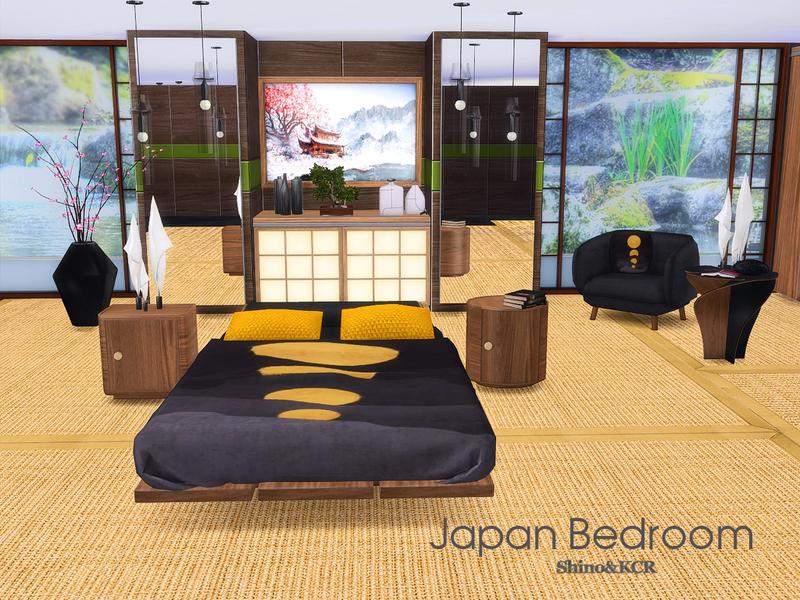 & ShinoKCR\u0027s Japan Bedroom