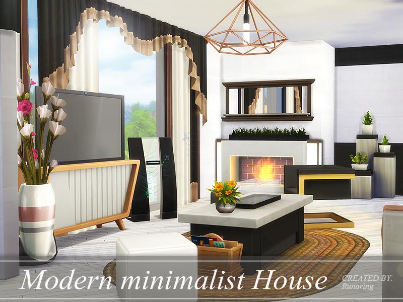 Runaring S Modern Minimalist House No Cc
