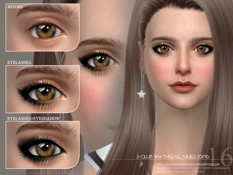 d18936a341b S-Club WM ts4 eyelashes 201716