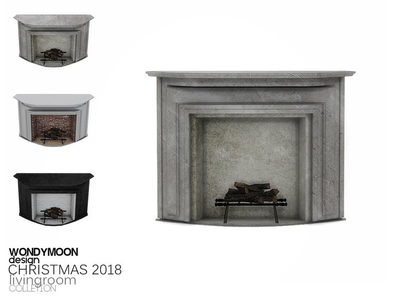 Christmas 2020 Fireplace By Wondymoon wondymoon's Christmas 2018 Fireplace
