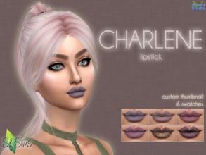 27a168cda036 CHARLENE lipstick - SF Sims