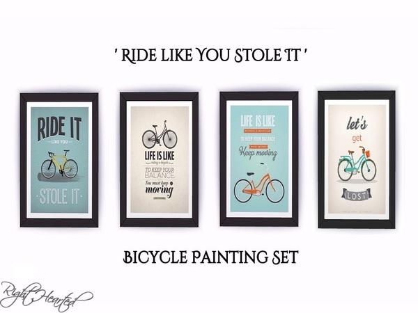 'Ride it like you stole it'