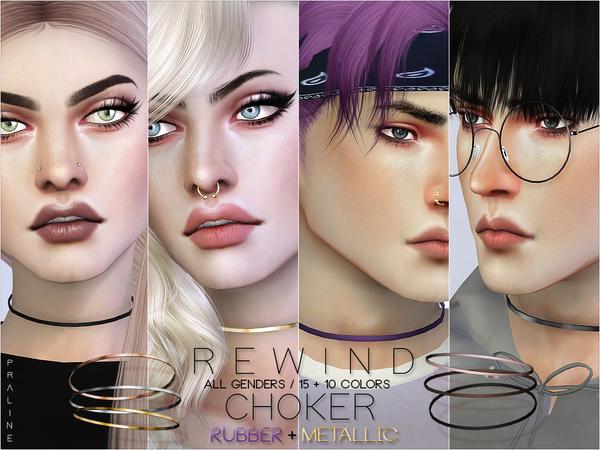 Rewind Choker Duo