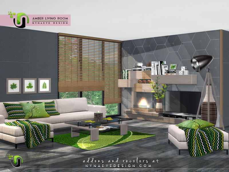 NynaeveDesign\'s Amber Living Room