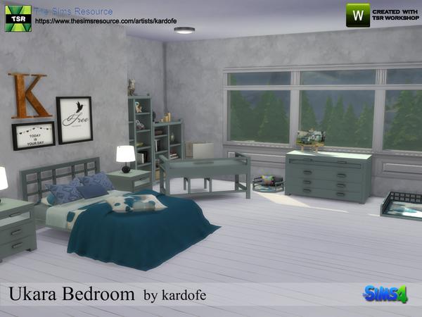 kardofe Ukara Bedroom