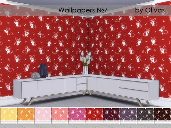 Wallpapers Set №4