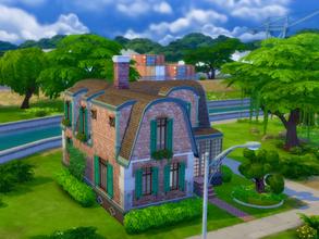 Sims 4 Lots - 'tumblr'