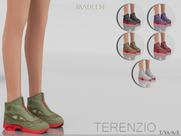 Madlen Terenzio Shoes