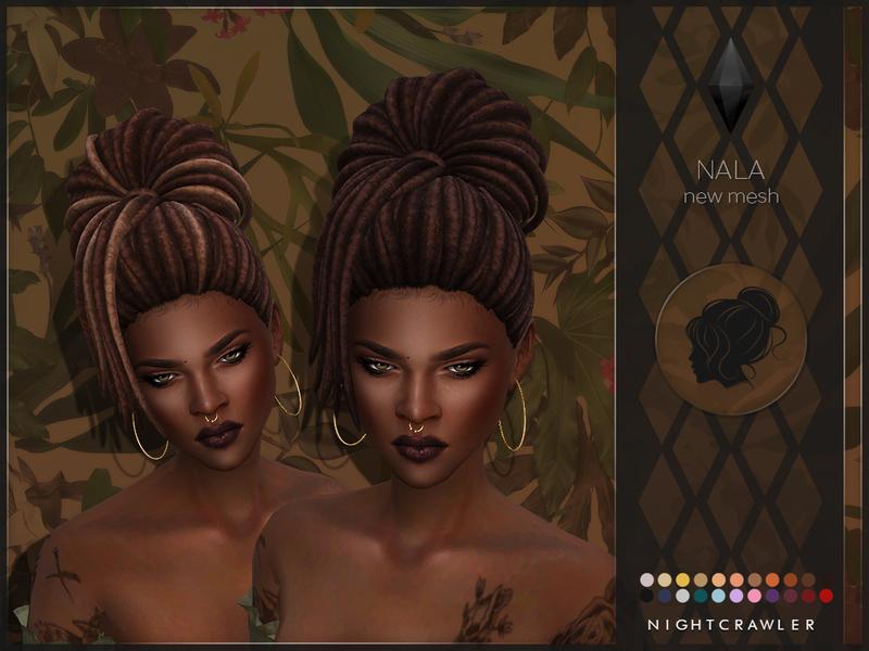 Nightcrawler Sims' Nightcrawler-Nala