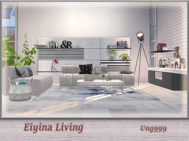 Ung999 S Black White Living: Ung999's Eiyina Living Pt.I