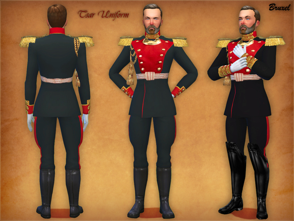 Bruxel   Tsar Uniform