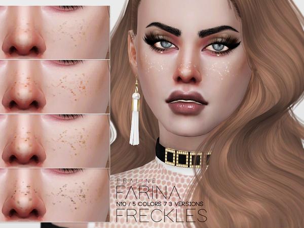 Farina Freckles N10