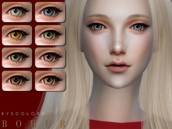 Bobur Eyecolors 07