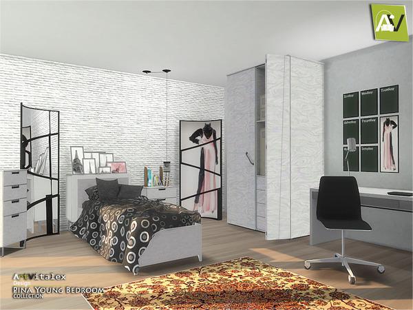 Pina Young Bedroom