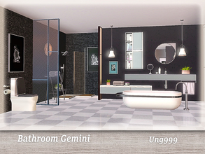 227 CreationsDownloads / Sims 3 / Sets / Objects / Bathroom