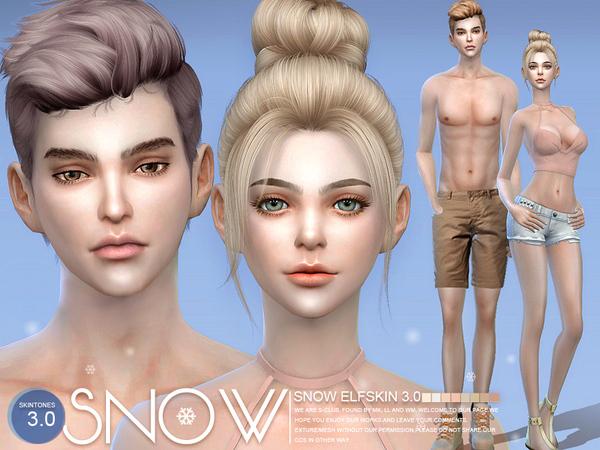 S Club ts4 WMLL HS Snow Elf