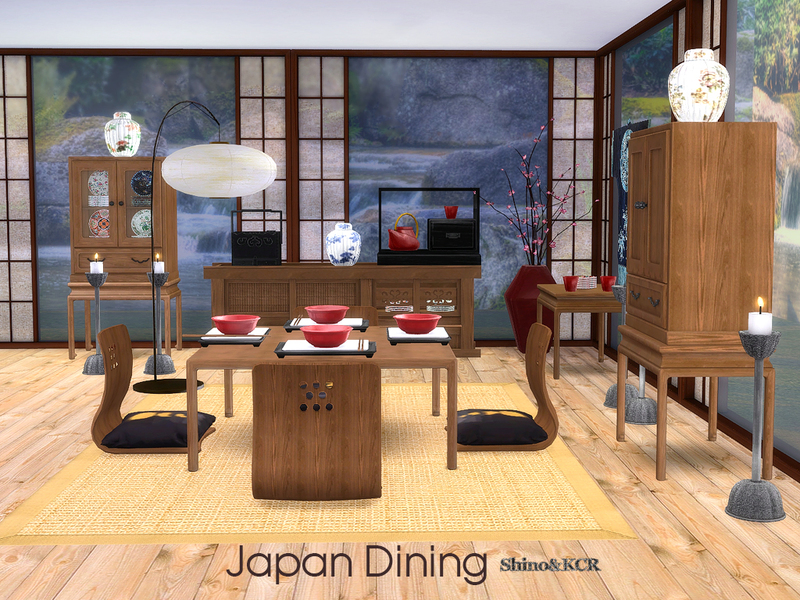 ShinoKCR\'s Japan Dining